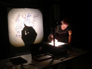 Rod Drawing at MAKETANK Projects